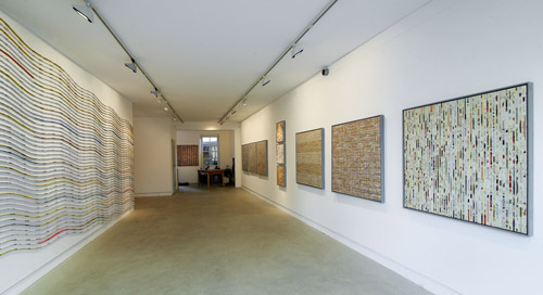 Galerie wolkenbank_Ausstellung Stefan Nestler | Travelling Wave