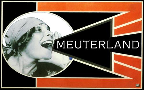 MEUTERLAND_Plakat